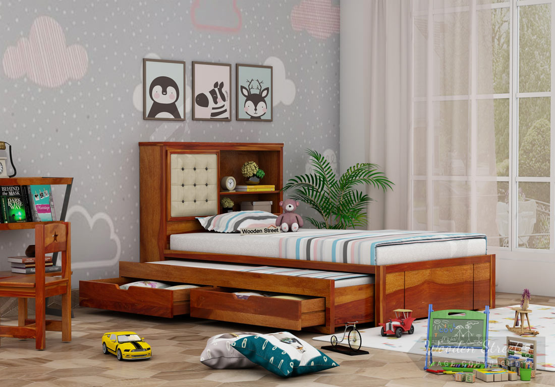 Bunk Bed Is No Less Than A Fantasy For A Fascinating Kids Bed Design. This  Is A Giant Child Bed Design That Can Accommodate And Amaze Any Size Of A ...