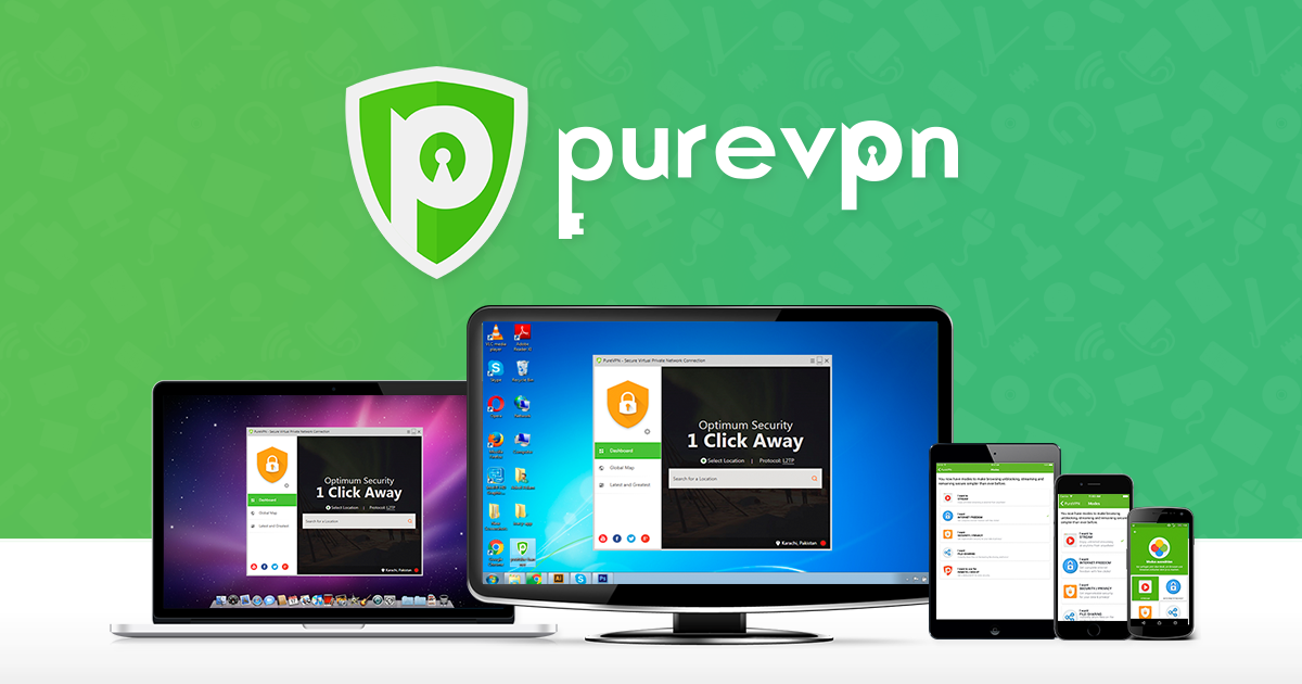 PureVPN Review : One of the Best and Fastest VPN Service