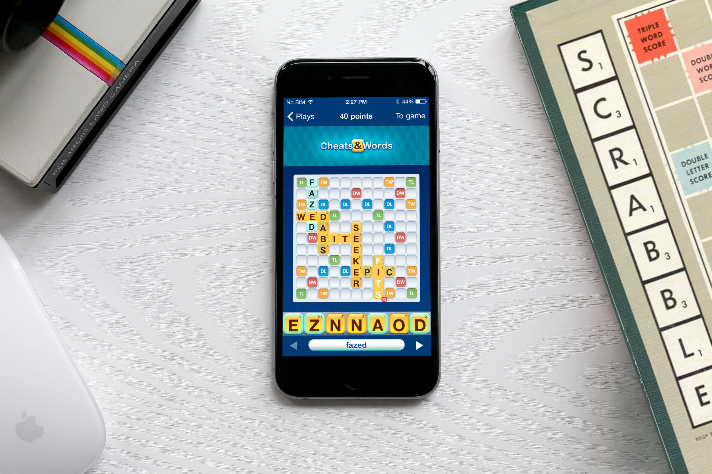 An Insight on Key Aspects of Words with Friends Game