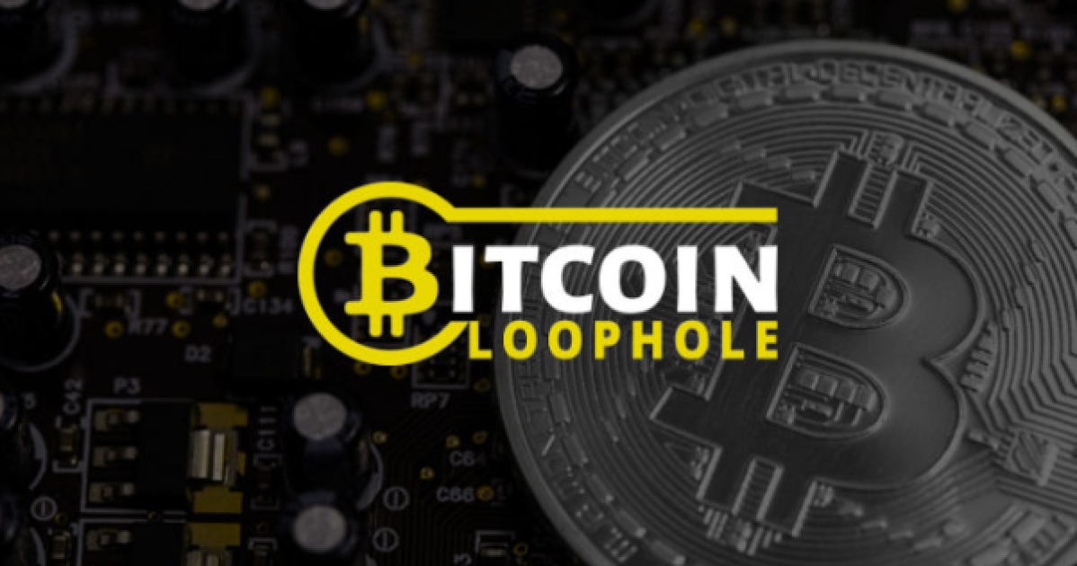 Hurry Up And Get Your Bitcoin Loophole Login In Just Few