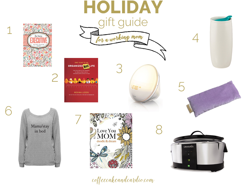 Holiday Gift Ideas for Working Moms