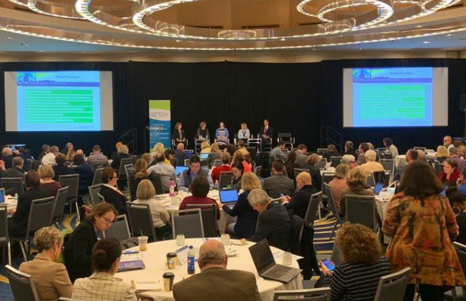 Image of education conference