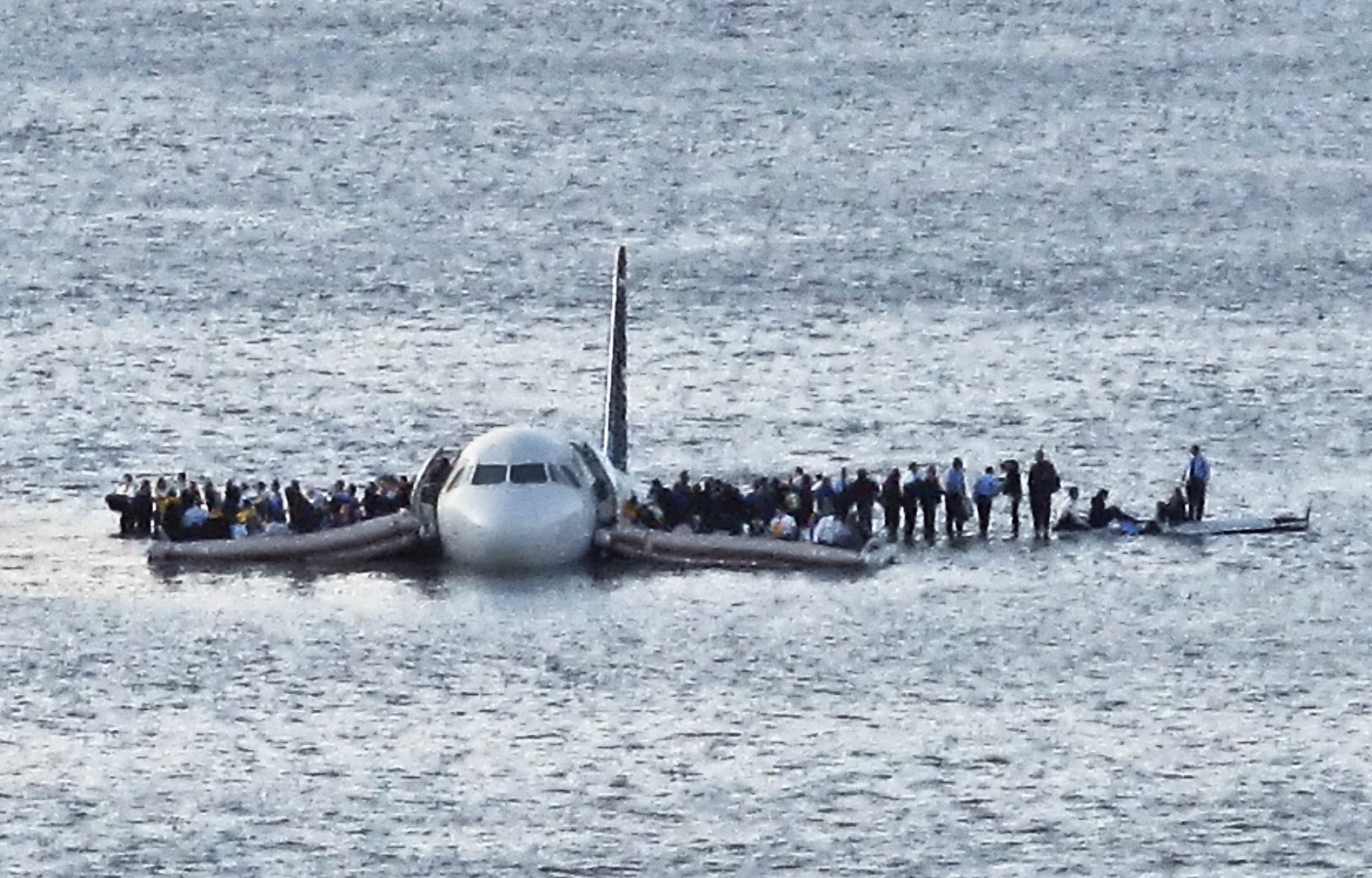 """Captain """"Sully"""" Sullenberger is not hailed as a hero because he nailed every single landing in perfect conditions, but because he saved every single life when everything went wrong."""