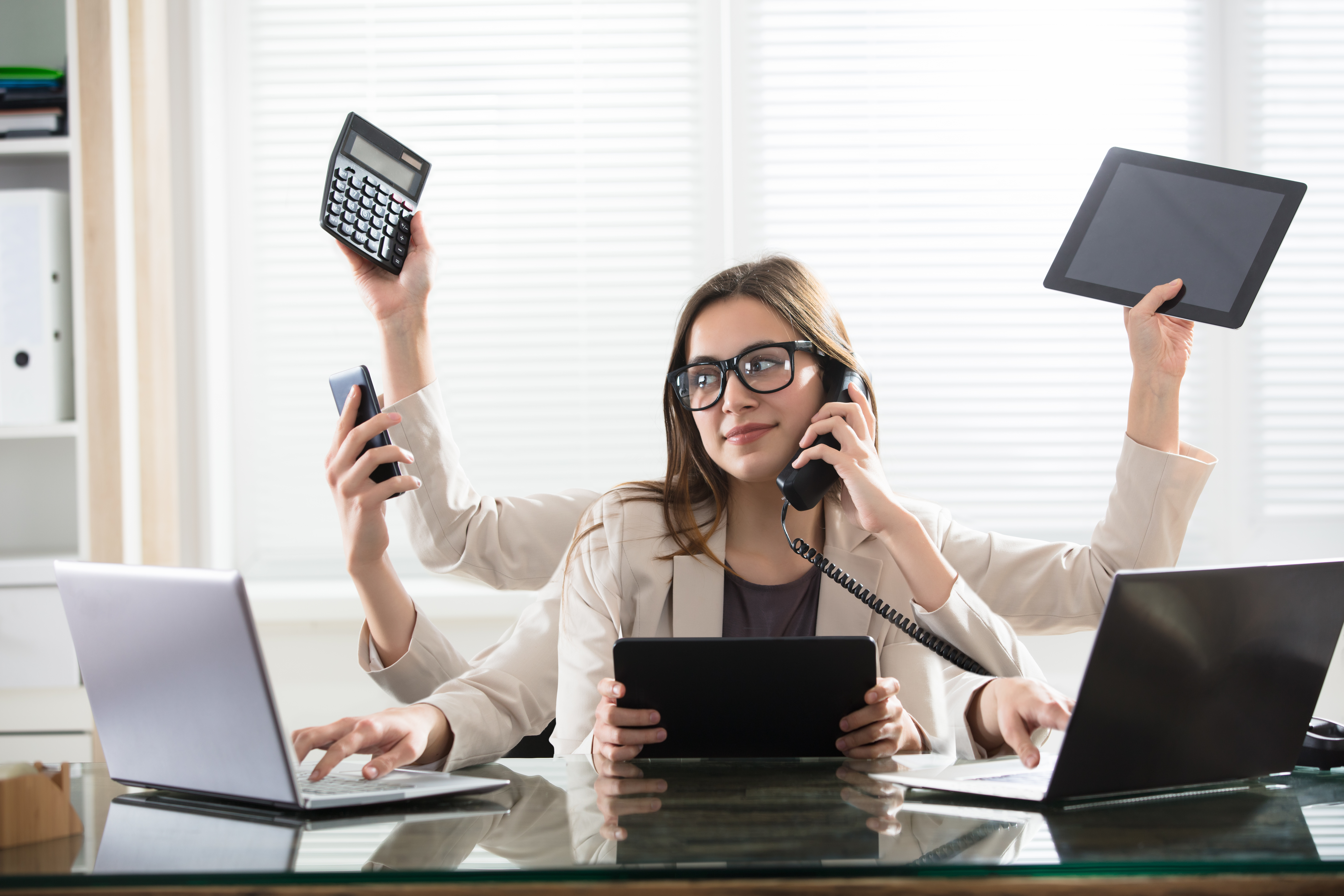 How to be more productive and positive in the workplace
