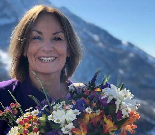 Anne Biging, Founder Healing Hotels of the World