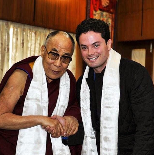 Leaders and Entrepreneurs Can Fight Stress by Being Selfless – Dalai Lama, Sean Lourdes Suggest.