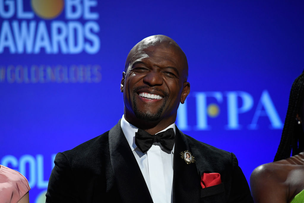 Terry Crews Just Revealed 4 Words That Made the Difference Between Success and Merely Dreaming About It