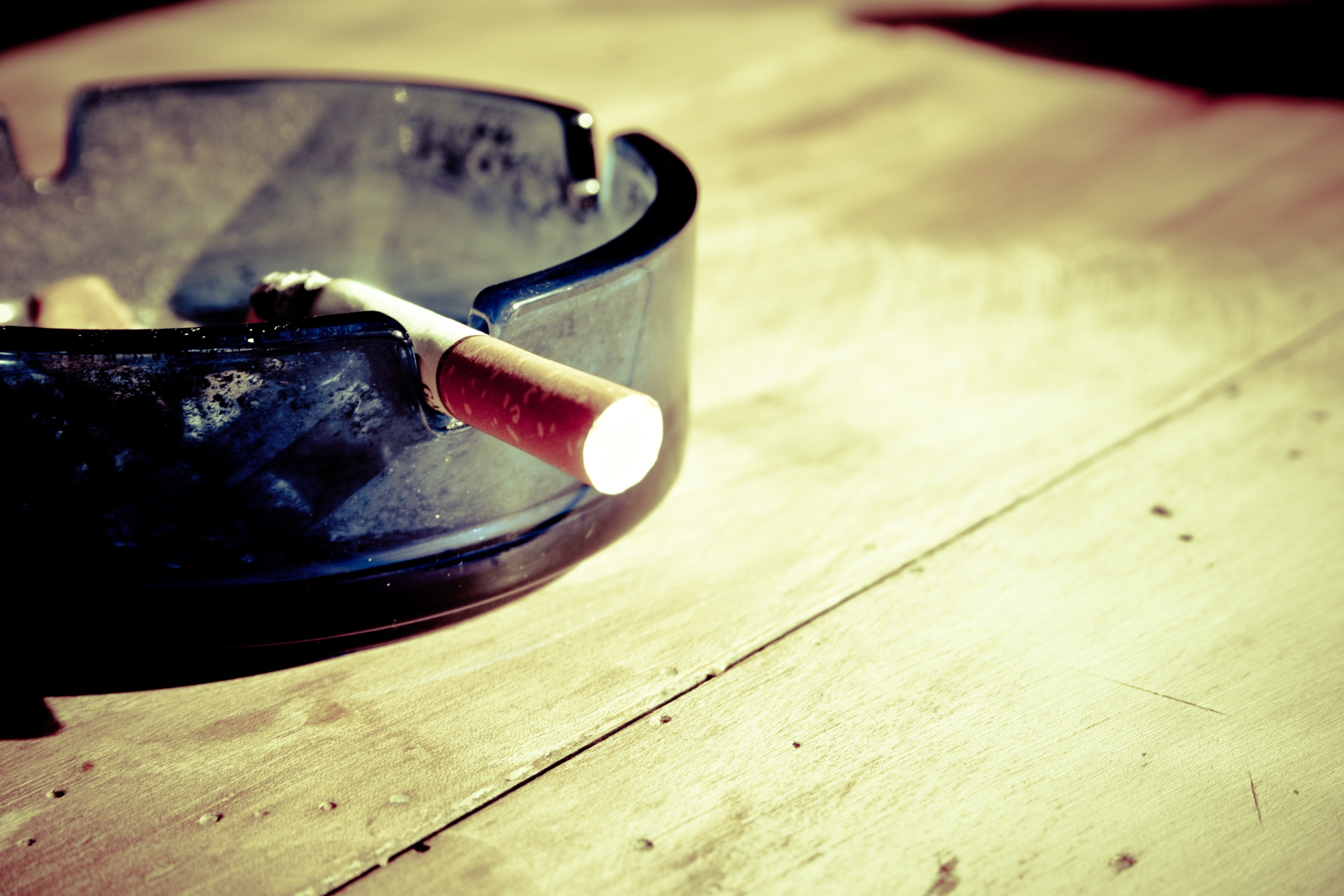 Smoking is a harmful habit that leads to almost half a million American deaths annually.