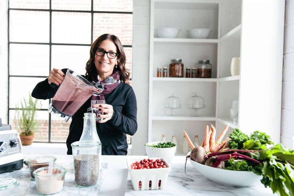 Bobbi Brown turning her love of beauty inward. BEAUTY EVOLUTION