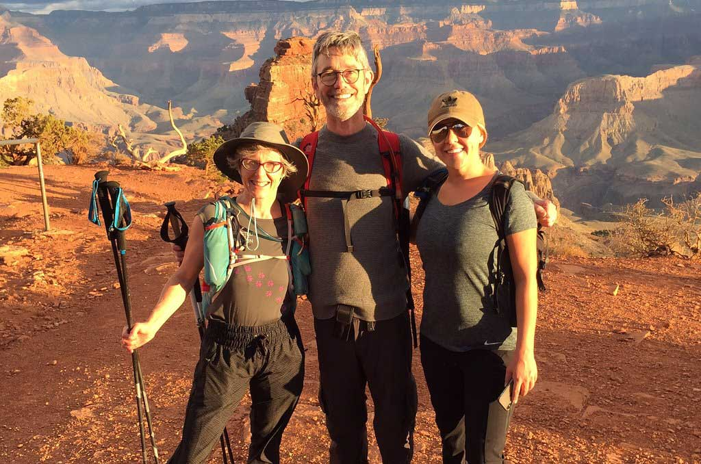 We Hiked the Grand Canyon South Rim to River in One Day