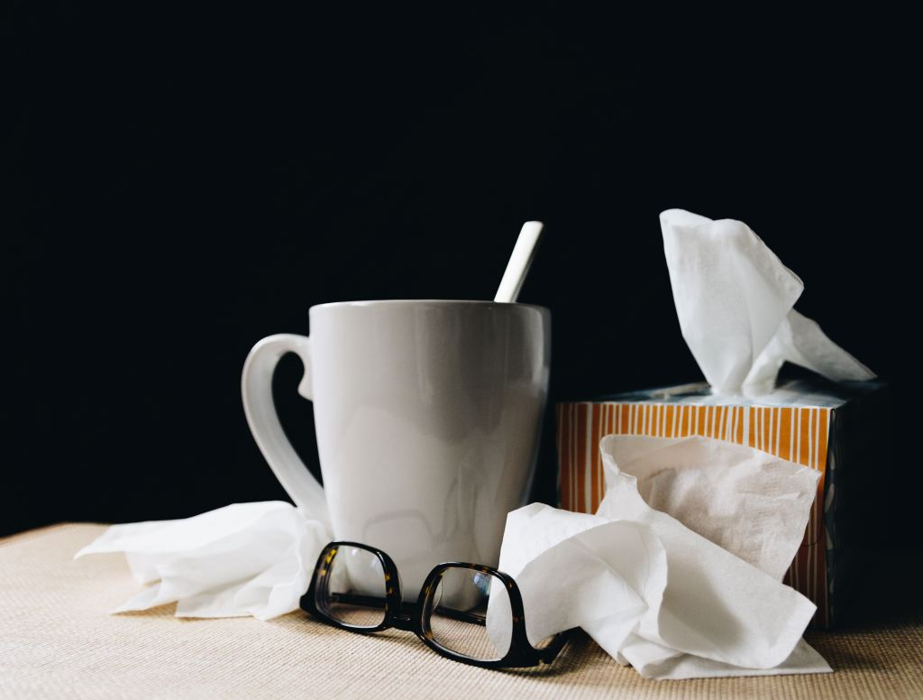 To Avoid Burnout, Take Care Of Your Self When You Are Sick