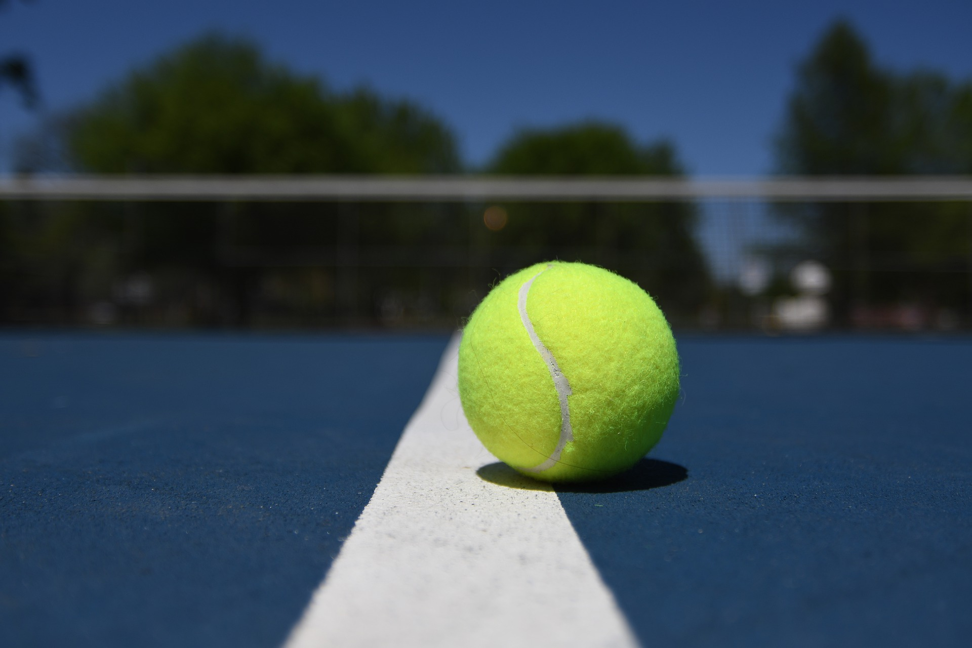 A Tennis Ball is Key to Stress Relief