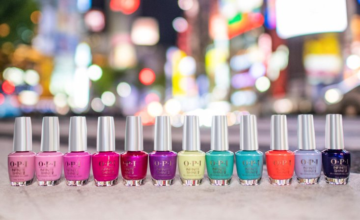 My Inspiration Behind OPI's Bestselling Nail Colors