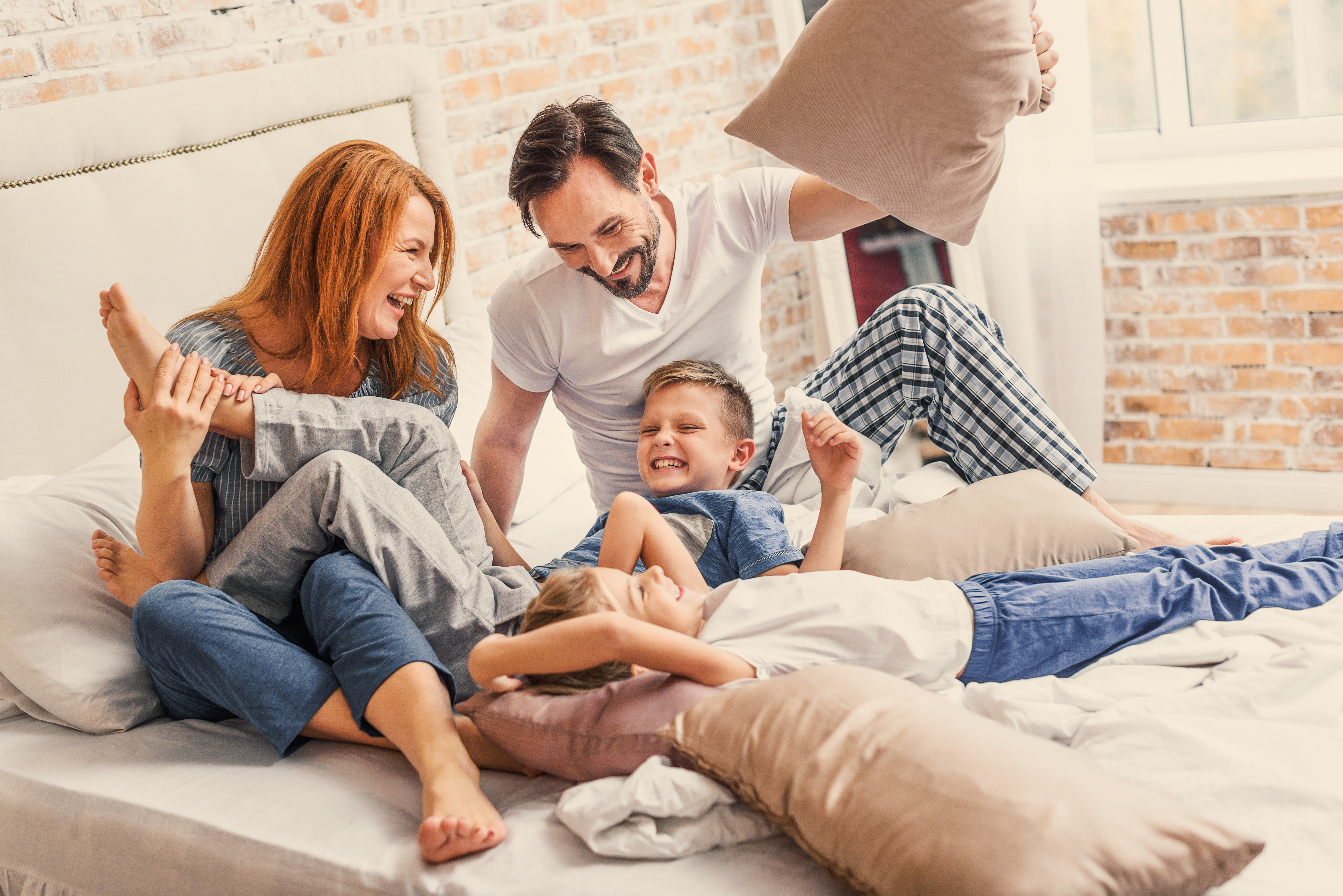 4 Ways to Balance Family Life as a Stay-at-Home Partner