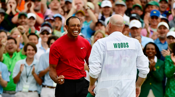 What Job Seekers and Career Changers Can Learn from Tiger Woods' Spectacular Win