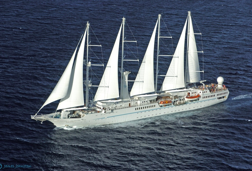 My Windstar ship