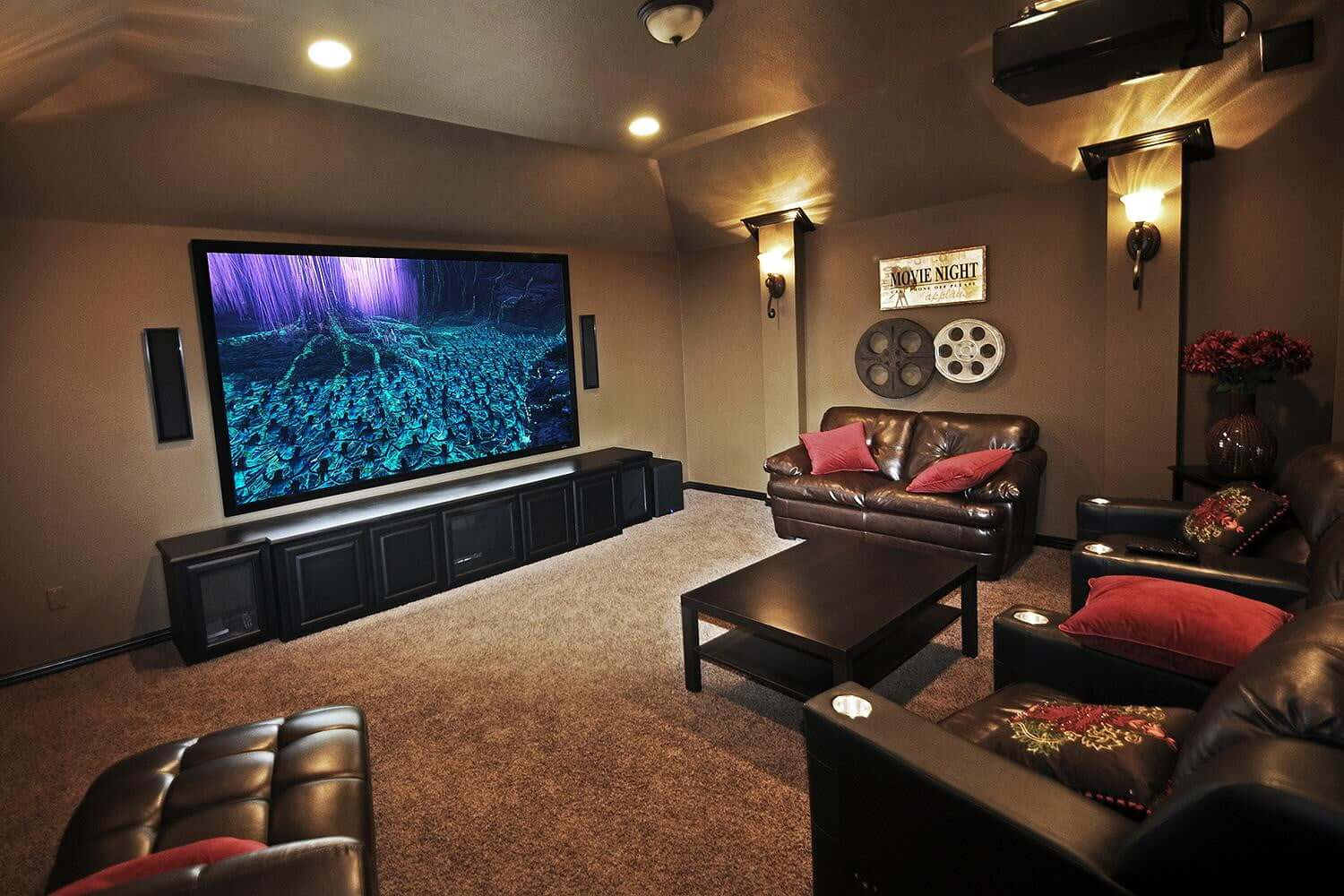 How Using Home Theater Can Improve Your Mood