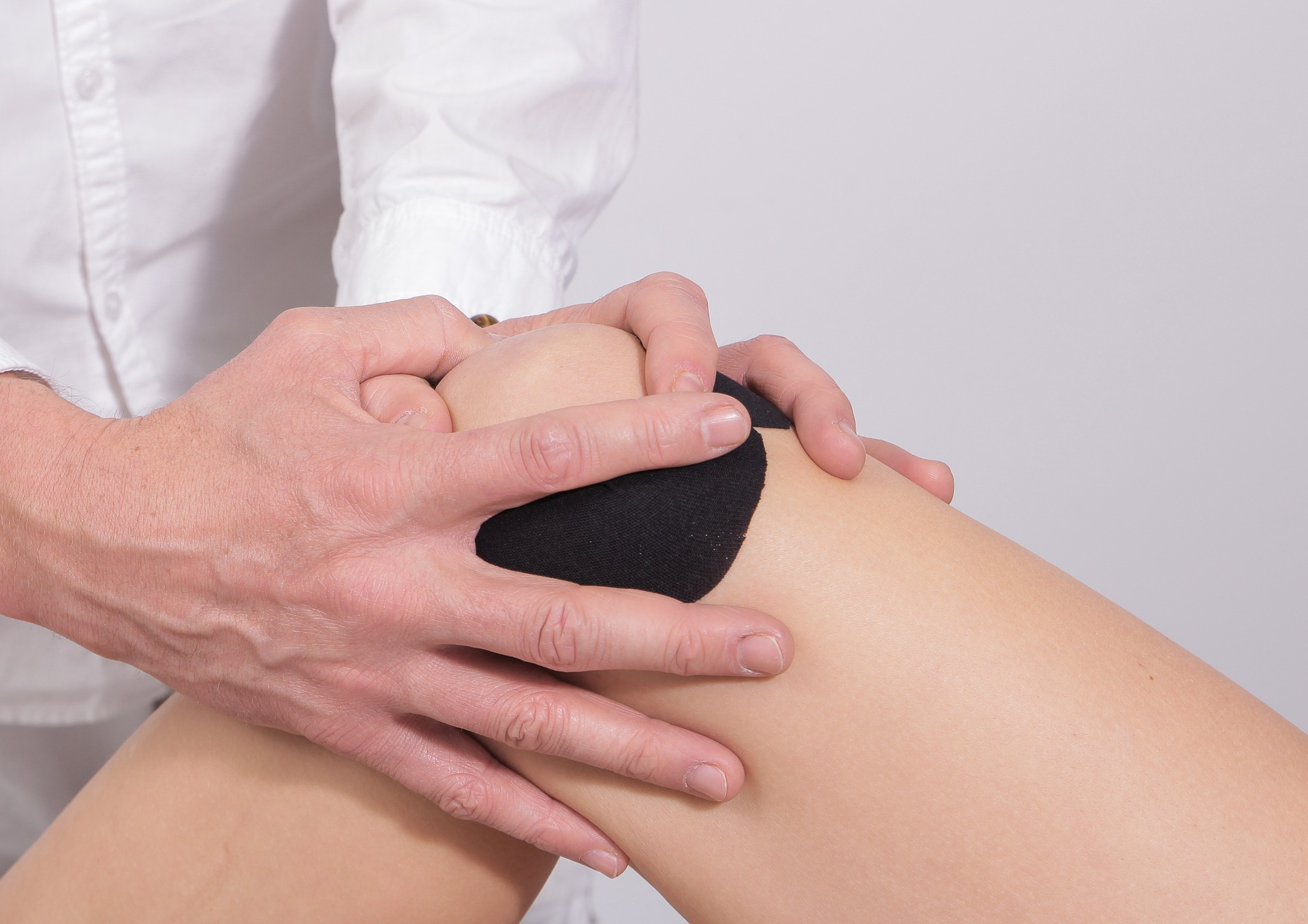 Knee Pain And Stress