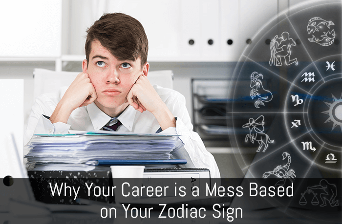 Career Mistakes based on your Zodiac Sign