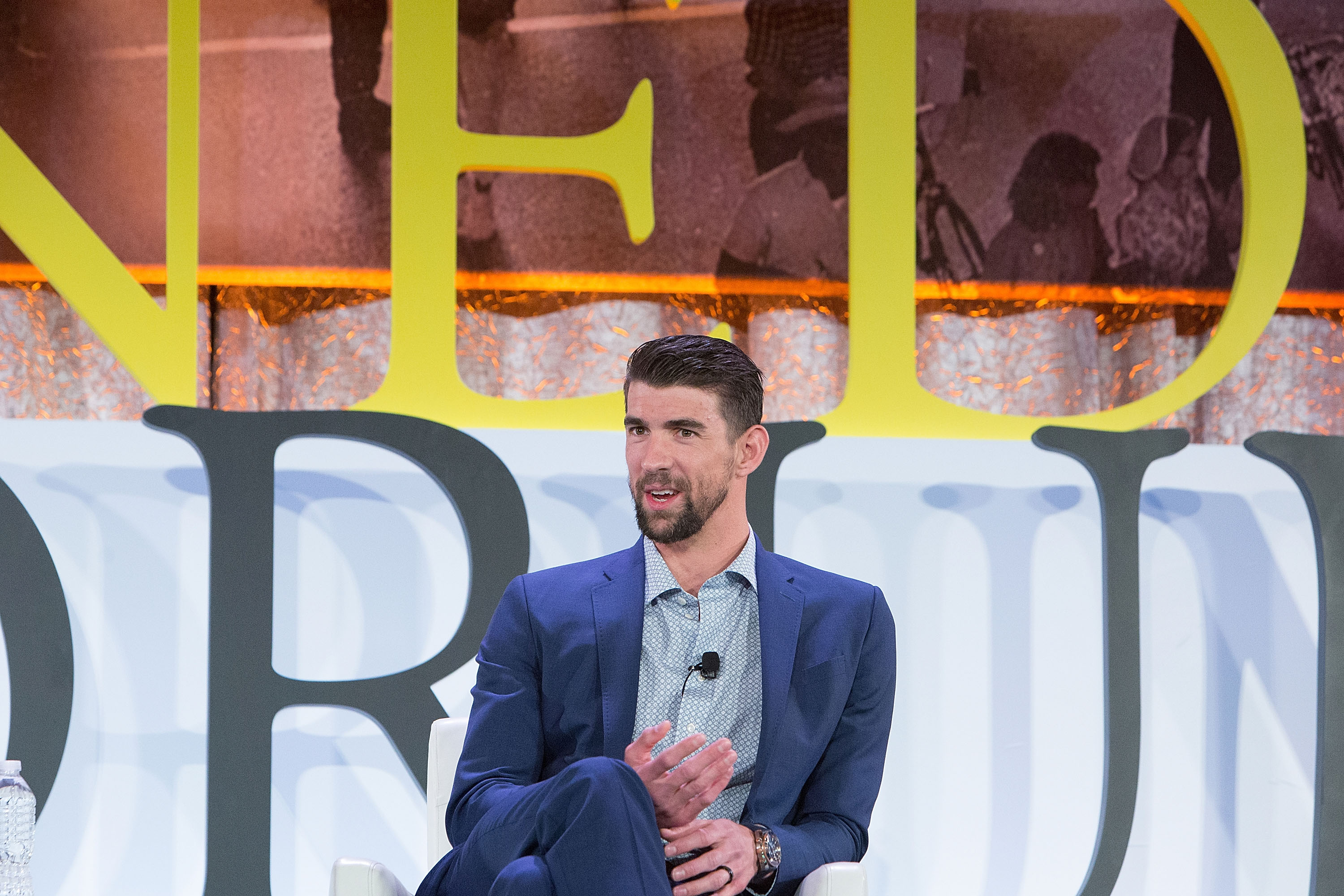 Michael Phelps Says One Thing Separates Successful People From Everyone Else