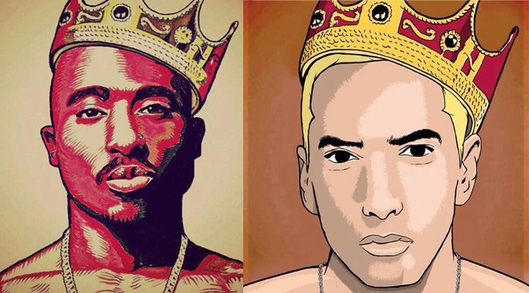The Inspiring Life Stories Of Two Of The Greatest Rappers Of