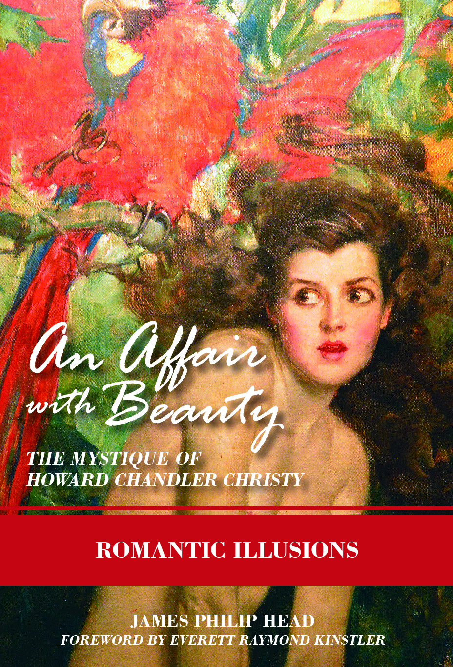 Romantic Illusions is the second book in the trilogy, An Affair With Beauty by James Philip Head