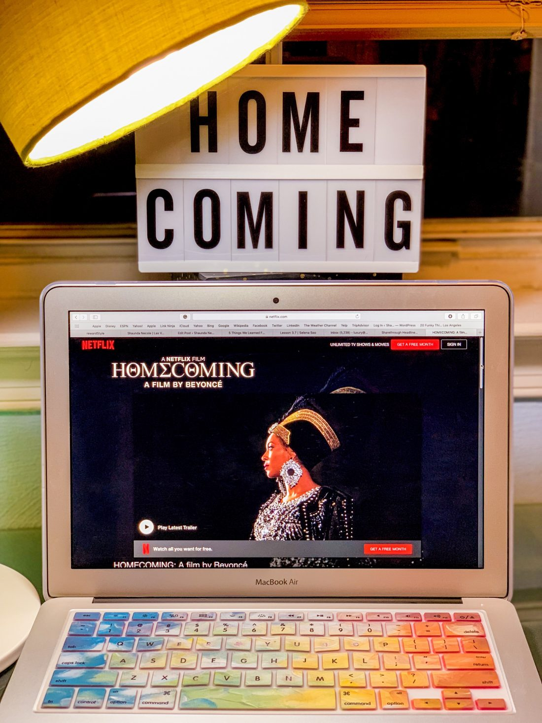 Shaunda Necole on Thrive Global- 5 Things We Learned From Beyoncé's Homecoming Movie