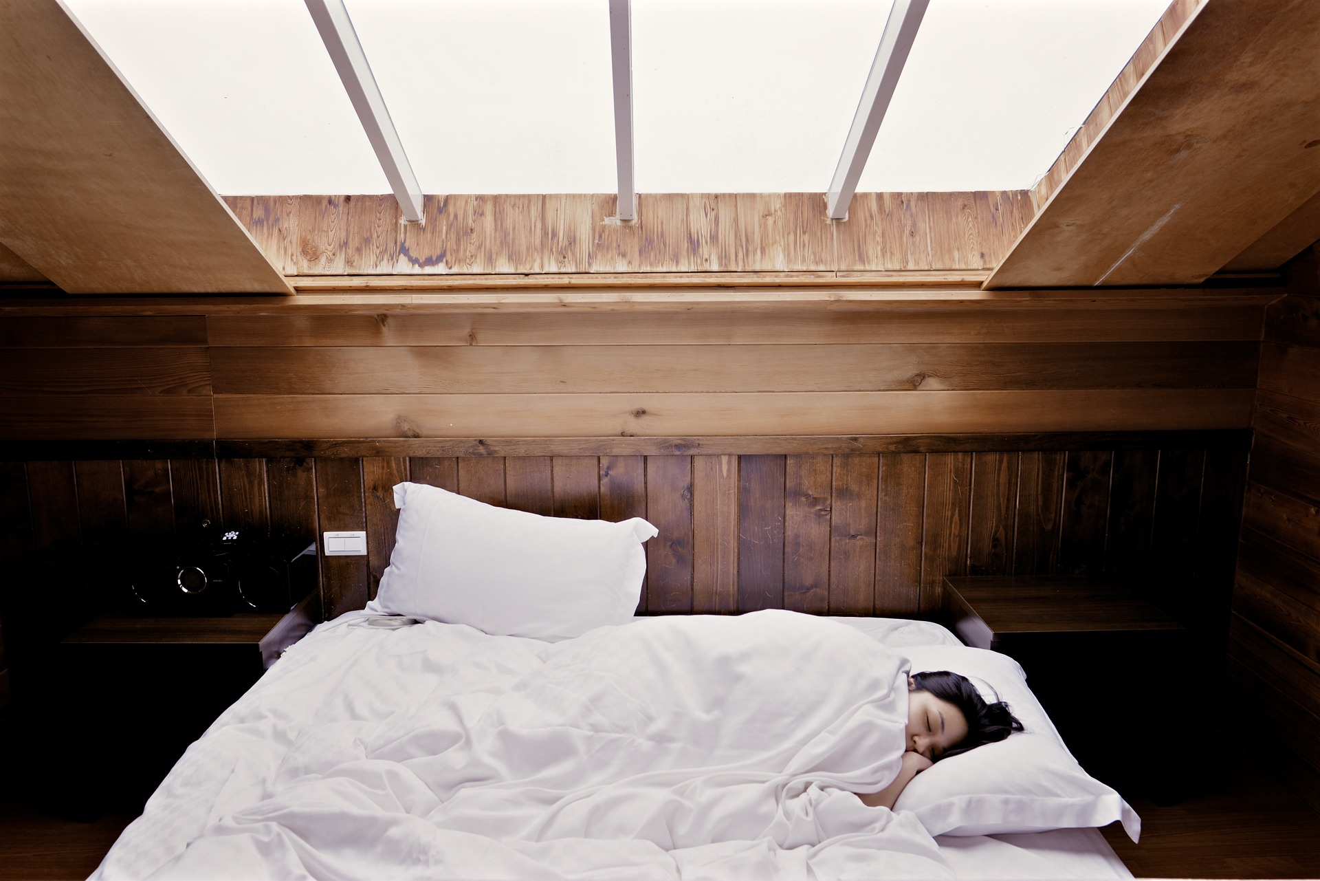 Getting proper sleep will help to improve issues related to physical and mental health.