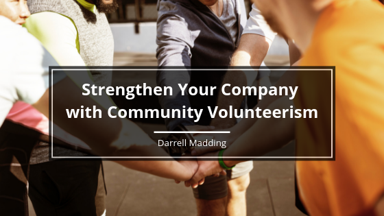 Strengthen Your Company with Community Volunteerism