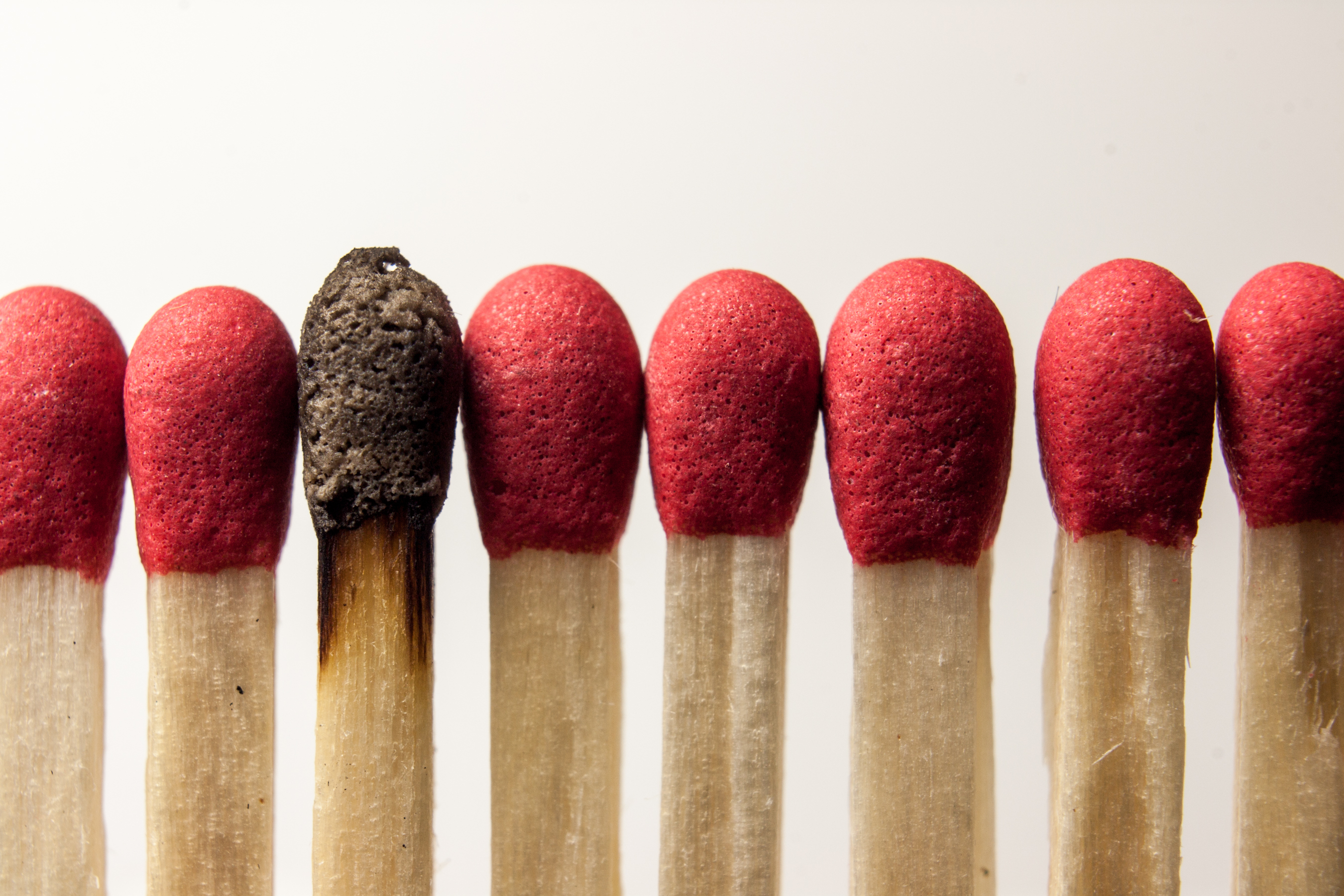 3 Symptoms of Burnout to Watch Out For