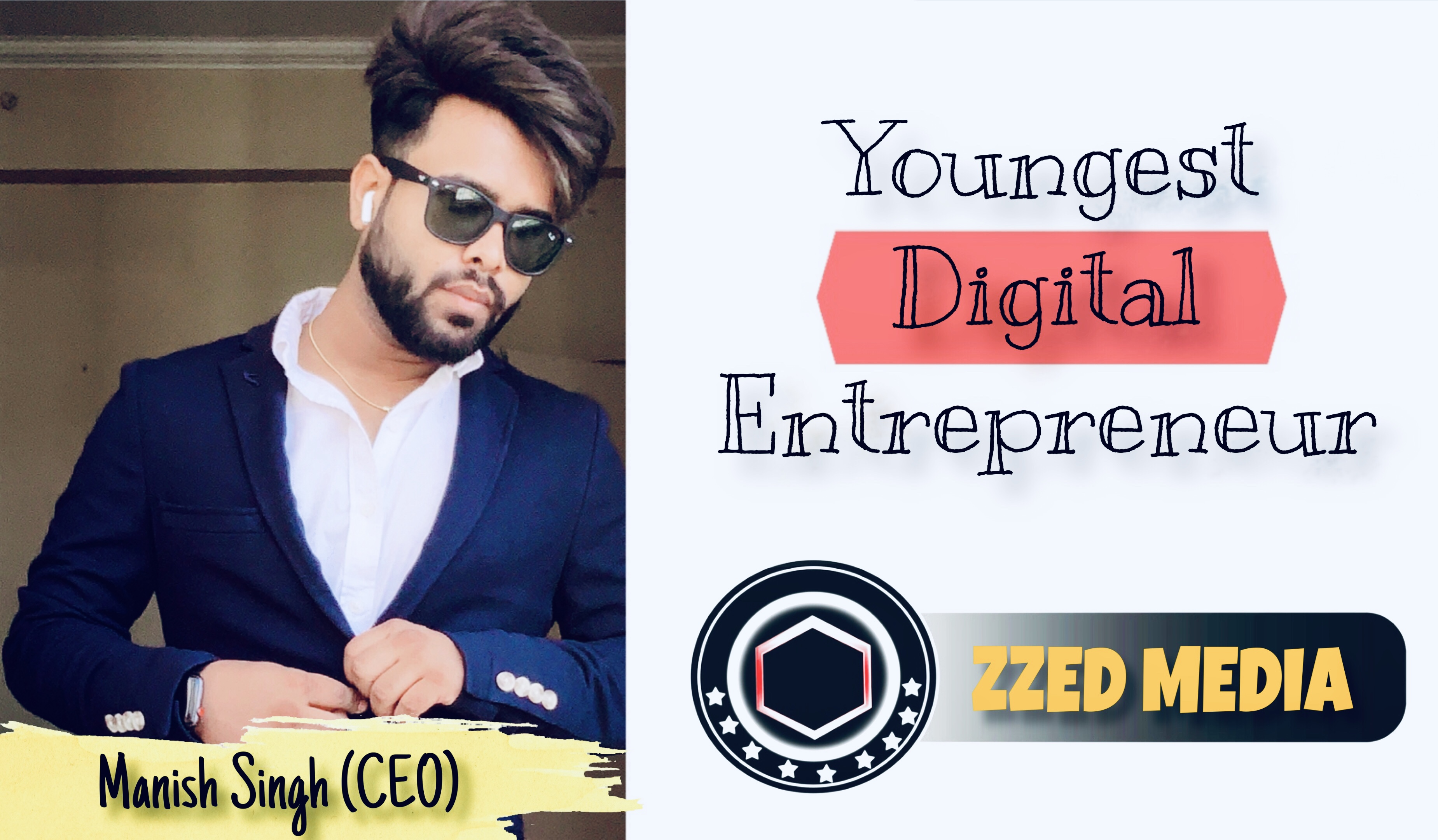 Youngest Digital Entrepreneur
