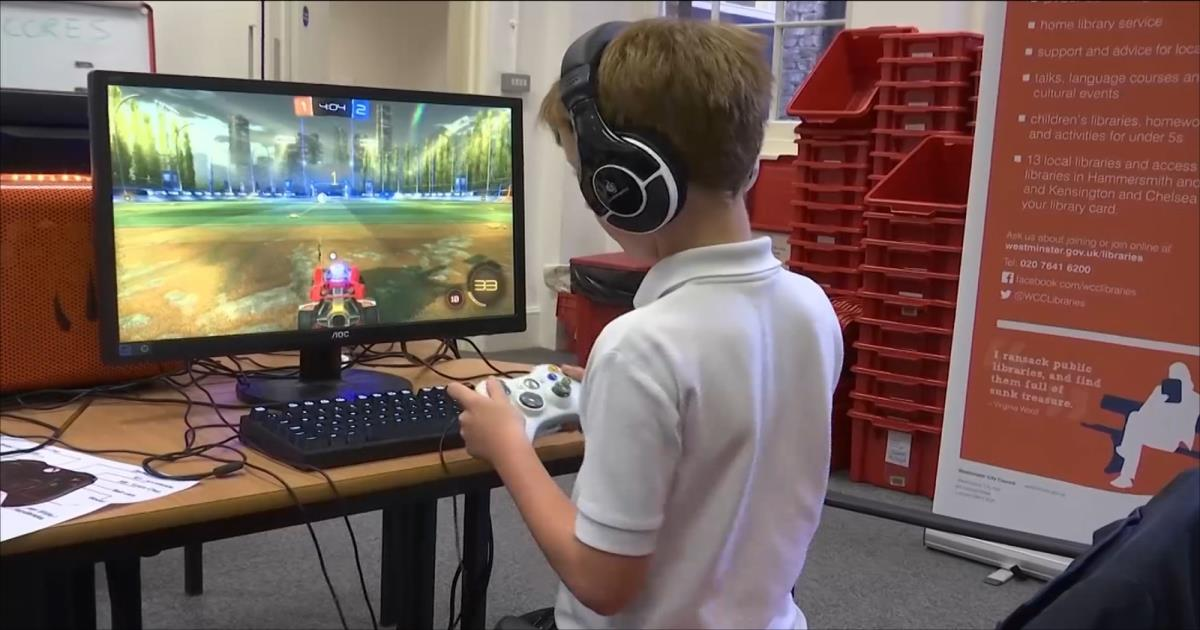 How to make your child stop playing video games - Thrive Global