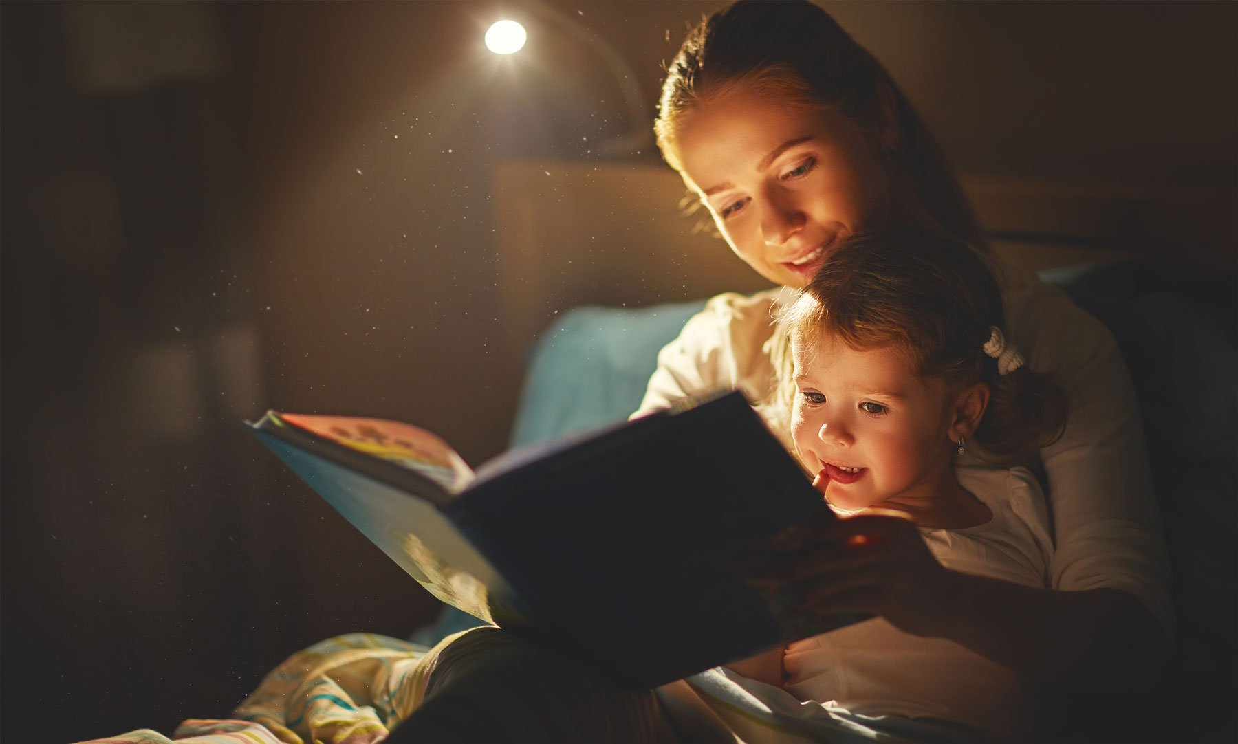comforting bedtime routines