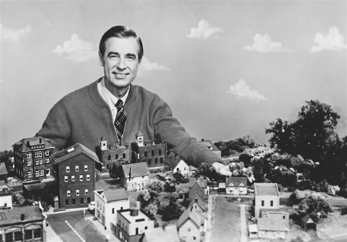 Won T You Be My Neighbor Mr Fred Rogers