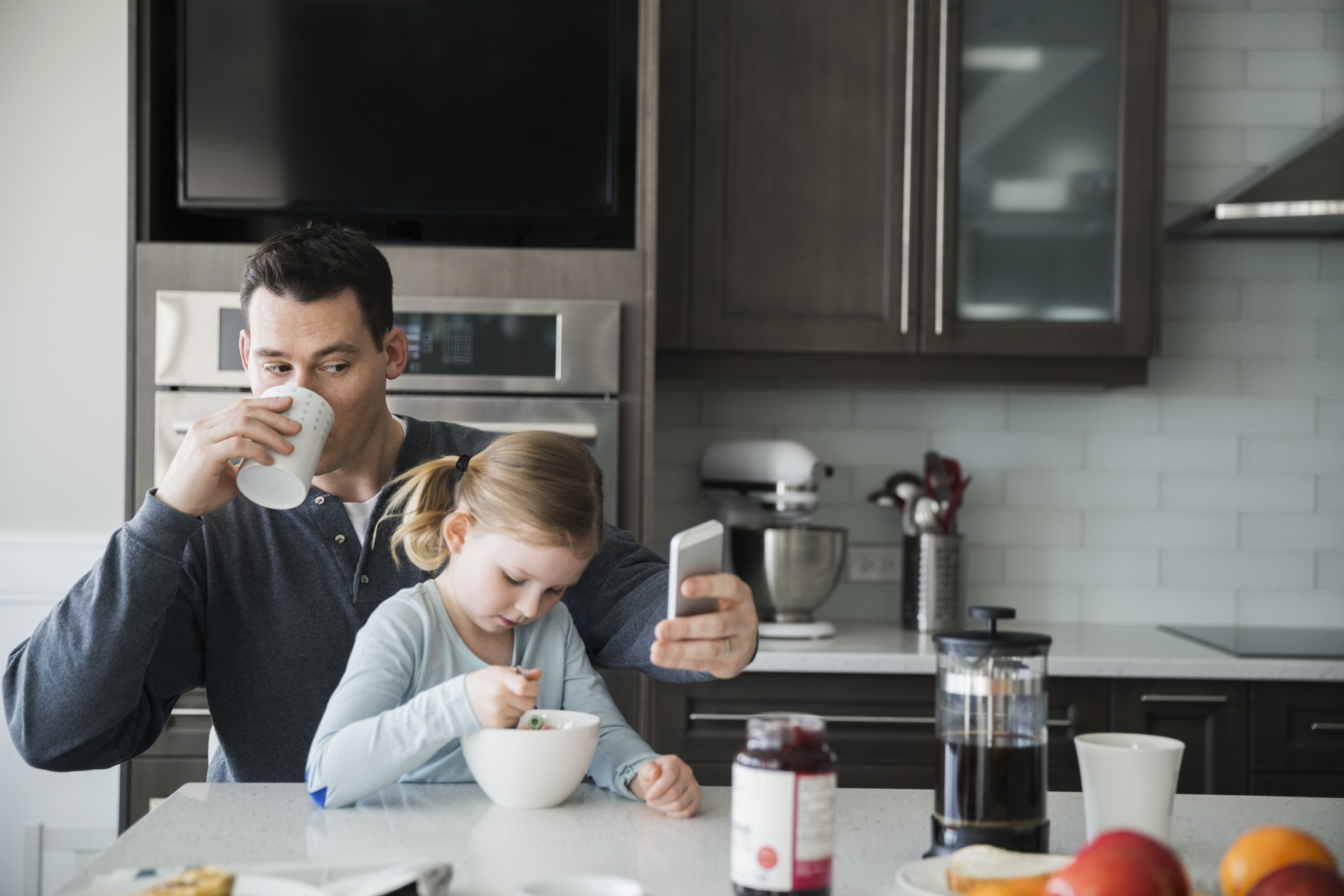 Parenting While Distracted