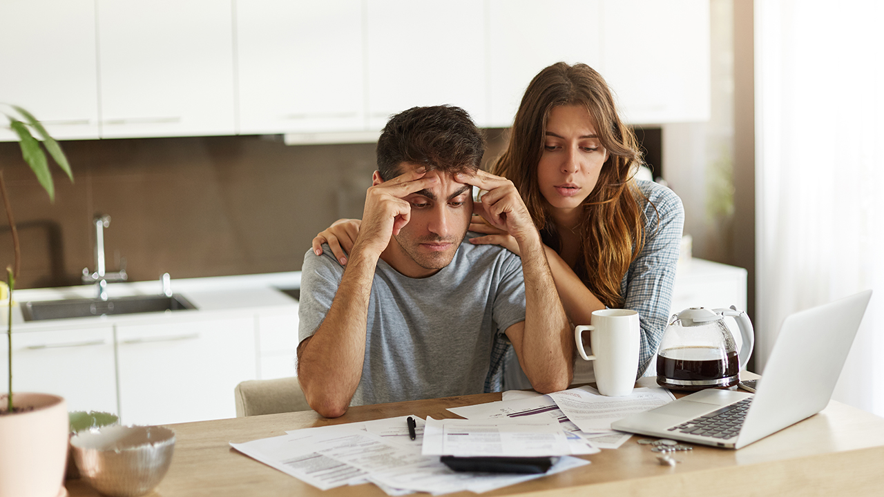 How to Reduce Financial Stress and Improve Finances