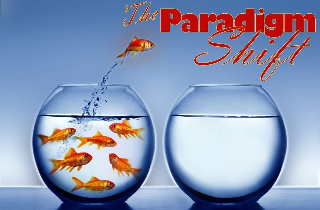 Paradyme Shift #LivingFearlessly with Dr Louise Finlayson