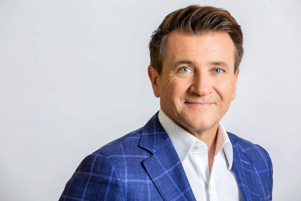 Robert Herjavec opens up about the power of networks. PHOTOGRAPHY BY LESLEY BRYCE