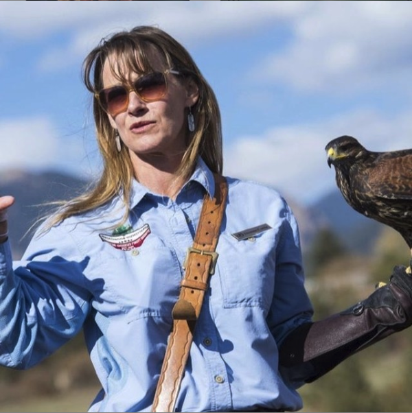 Deanna Curtis, Falconer - The Broadmoor, Colorado Springs