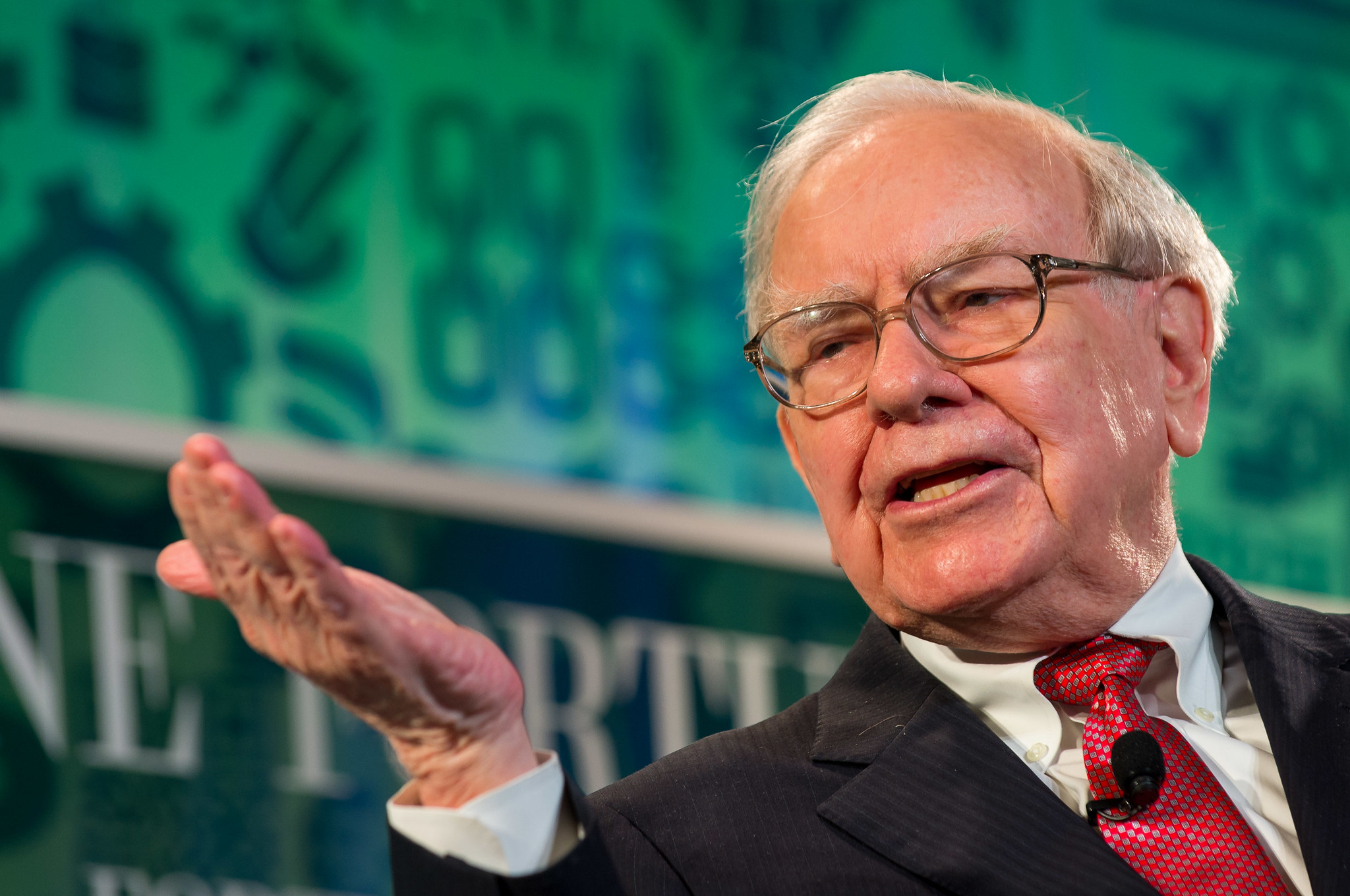 Warren Buffet, 2013, Fortune Most Powerful Women