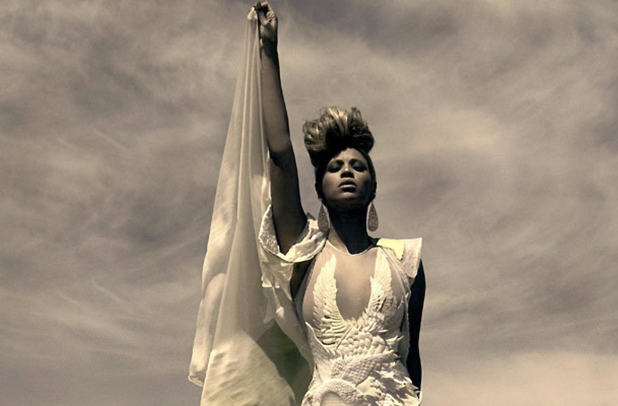 Photo: From Beyonce's Who Run The World?