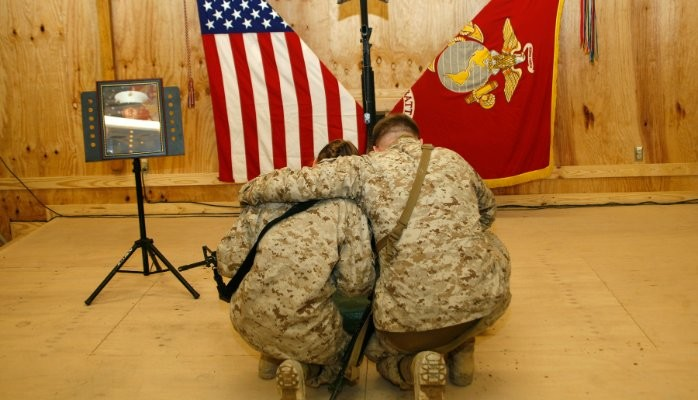 (Official USMC photo by Sgt. Jeremy Ross) (Released)