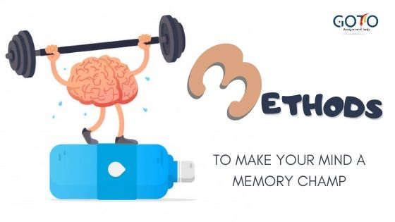 3 METHODS FOR GOOD MEMORY
