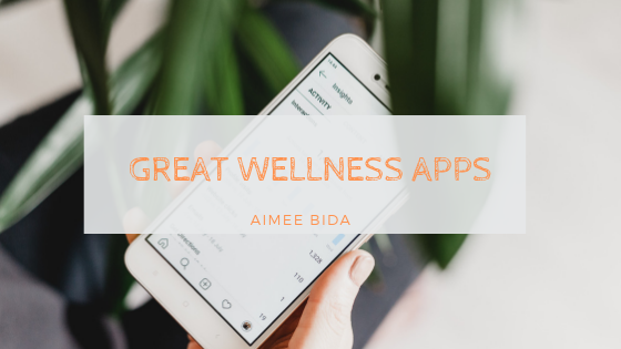 Aimee Bida - Great Wellness Apps