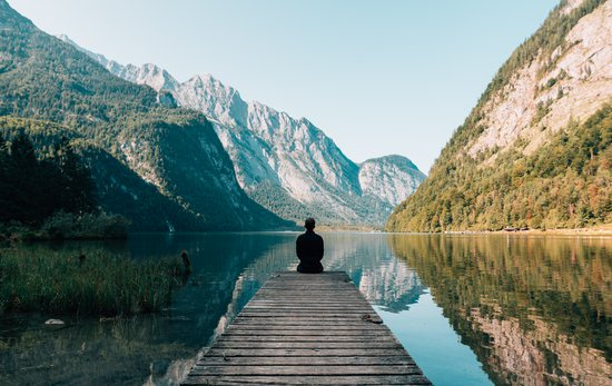 How We Can All Cultivate Calm