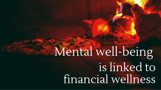 mental wellbeing and financial wellness