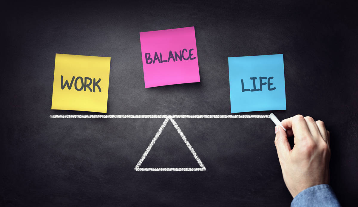 Improve Your Work-Life Balance Today