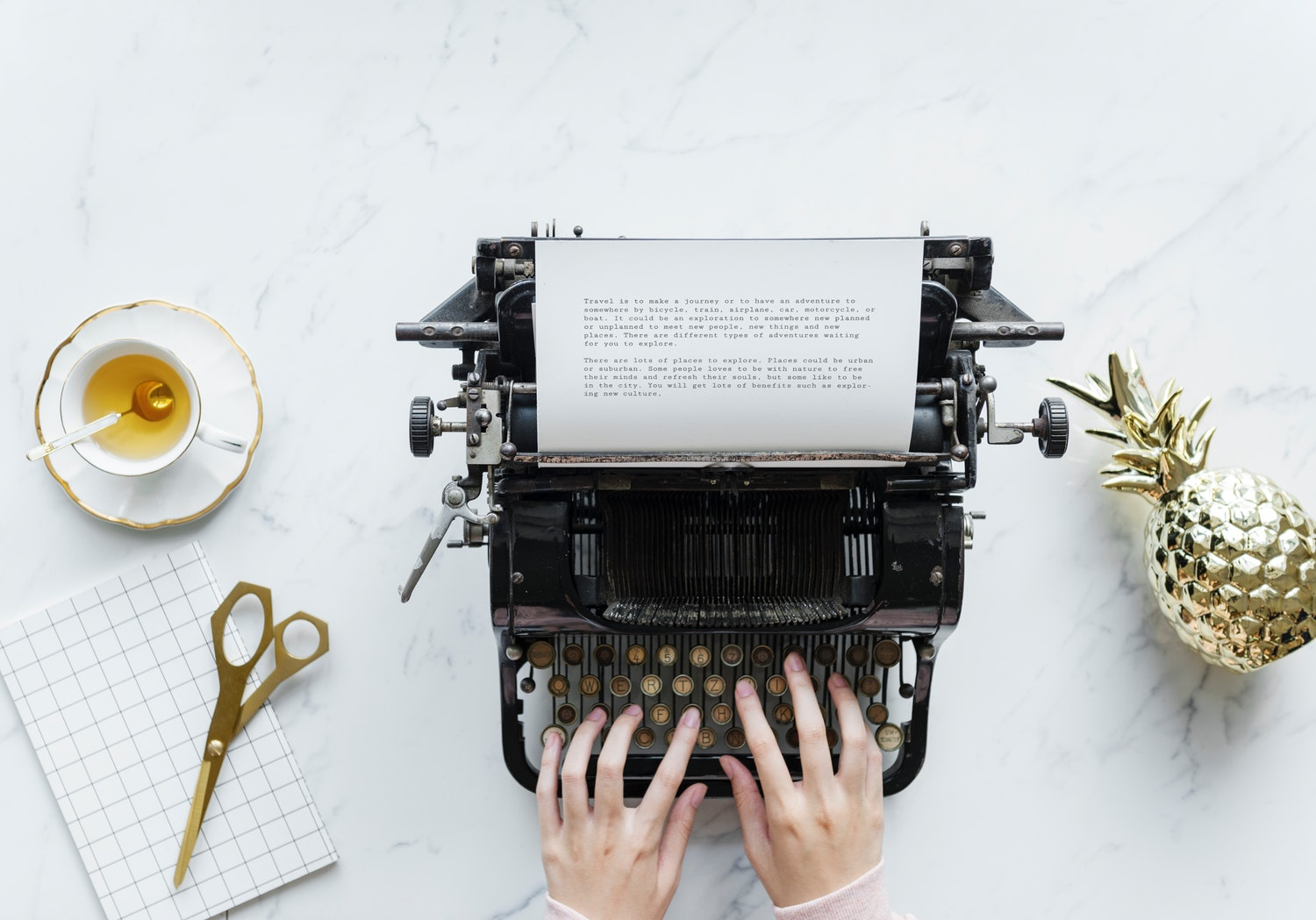 Writers: 5 Serious Tips To Complete Your Current Project This Summer
