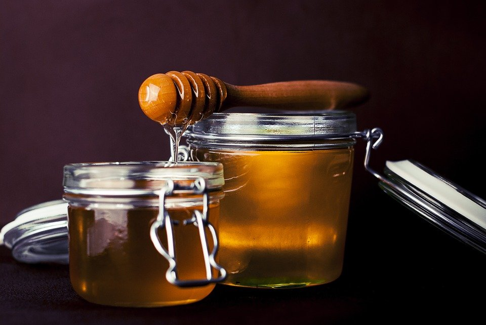 Honey Food-Healthy