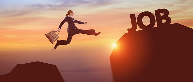 jumping to your next job promotion